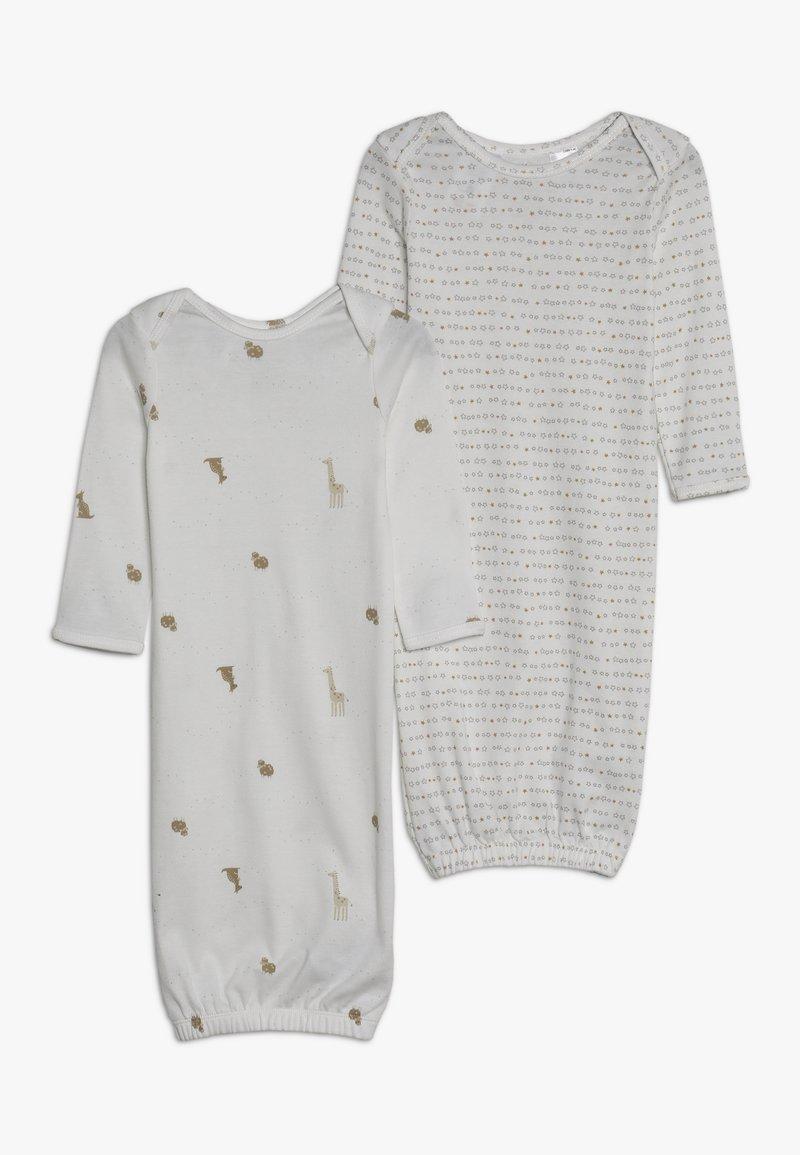 Carter's - GOWN BABY 2 PACK - Dětské oblečení na spaní - off white