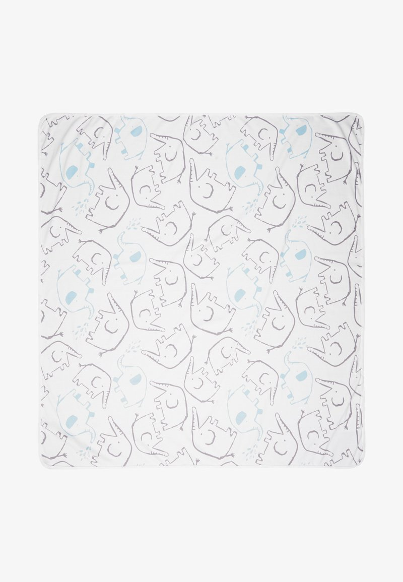 Carter's - BLANKET NEUTRAL BABY - Baby blanket - white/grey