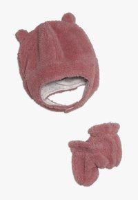 Carter's - HAT BABY SET - Čepice - blush - 0