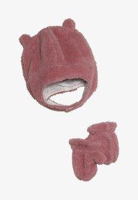 Carter's - HAT BABY SET - Čepice - blush - 2
