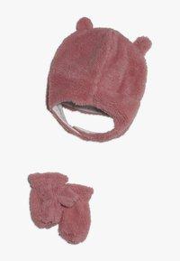 Carter's - HAT BABY SET - Muts - blush - 1