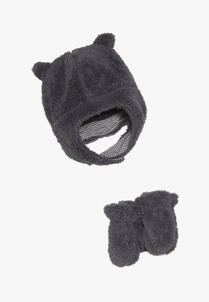 HAT BABY SET - Gorro - navy