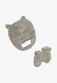 Carter's - HAT BABY SET - Beanie - khaki - 2