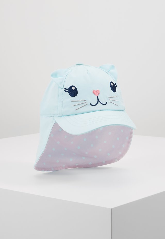 CAT WITH EARS - Cap - mint