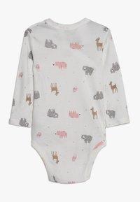 Carter's - GIRL SIDE SNAP BABY 3 PACK - Body - light pink - 1