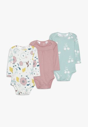 GIRL FLORAL BABY 3 PACK - Body - multicolor