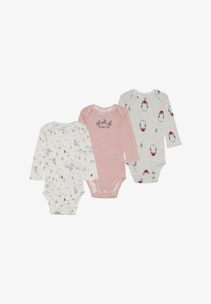 HOLIDAY BABY 3 PACK - Body - multicoloured
