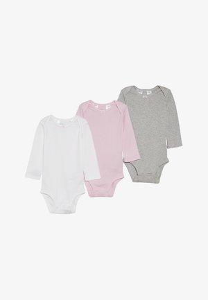GIRL BASICS BABY 3 PACK - Body - multicolor