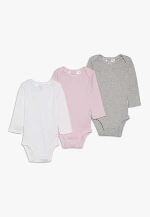GIRL BASICS BABY 3 PACK - Body - multicolor