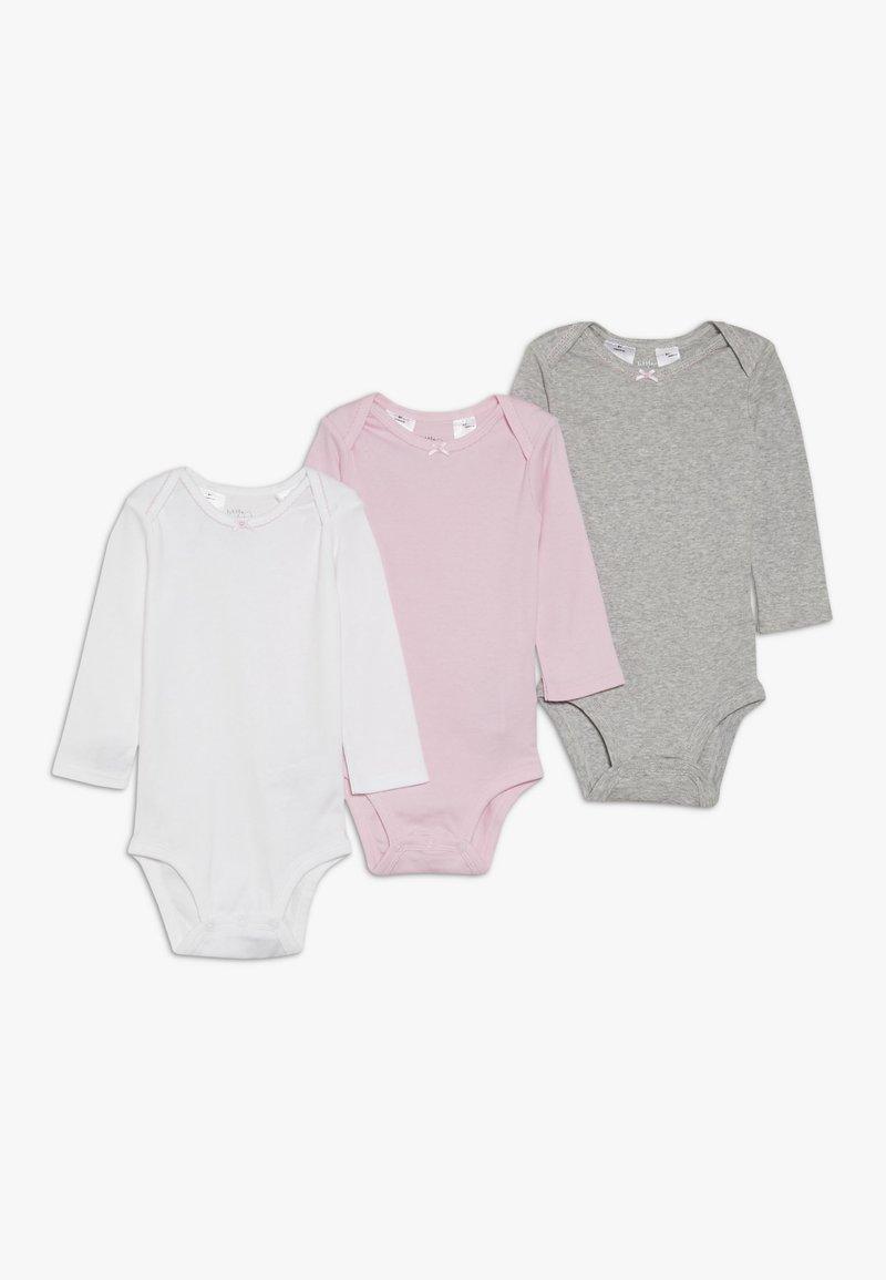 Carter's - GIRL BASICS BABY 3 PACK - Body - multicolor