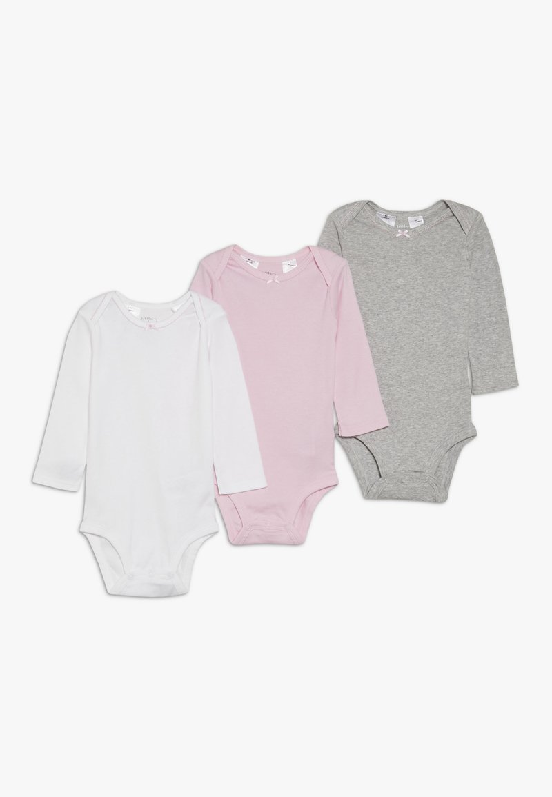 Carter's - GIRL BASICS BABY 3 PACK - Body - multicolor