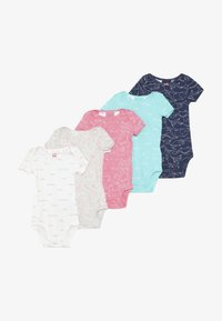 Carter's - GIRL BABY 5 PACK - Body - multi-coloured/turquoise - 3