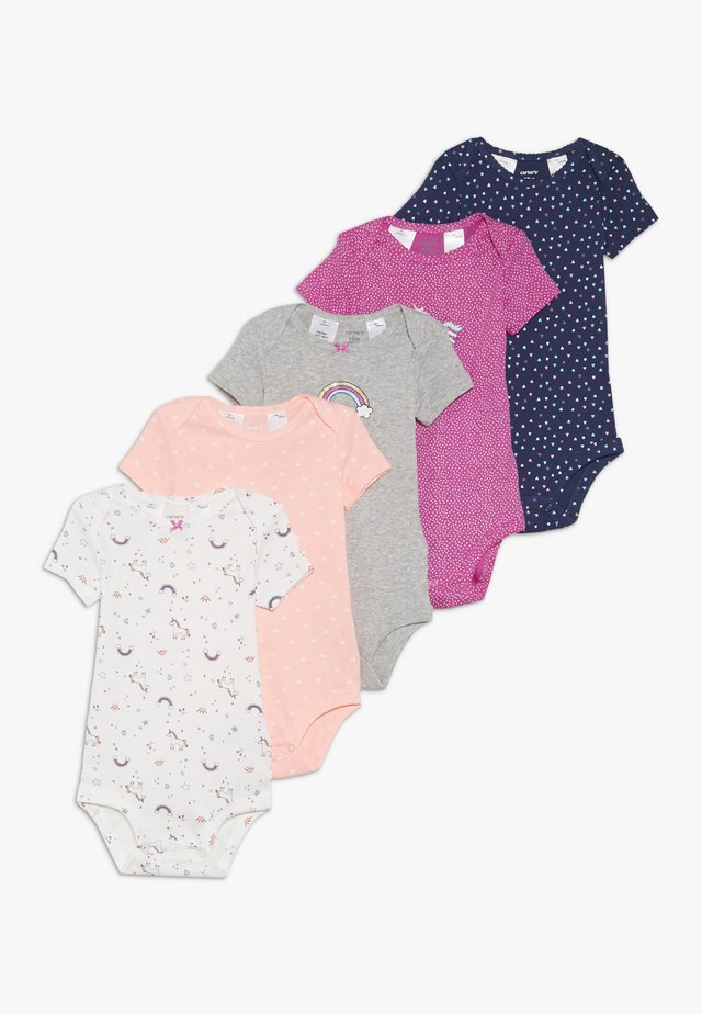 GIRL BABY 5 PACK  - Body - multi-coloured