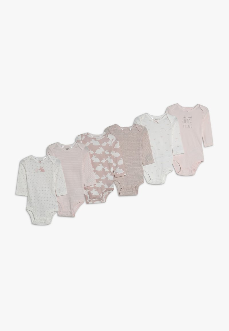 Carter's - BABY 6 PACK - Body - light pink