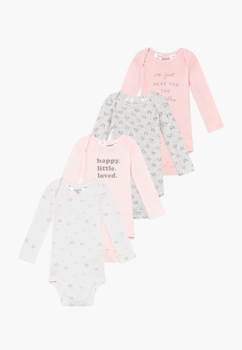 Carter's - BABY 4 PACK - Body - pink