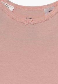 Carter's - GIRL BABY 3 PACK - Body - light pink/mottled grey - 4