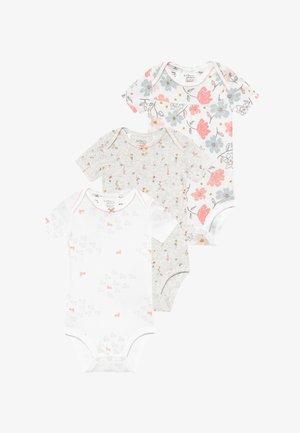 GIRL BABY 3 PACK - Body - multi-coloured, white
