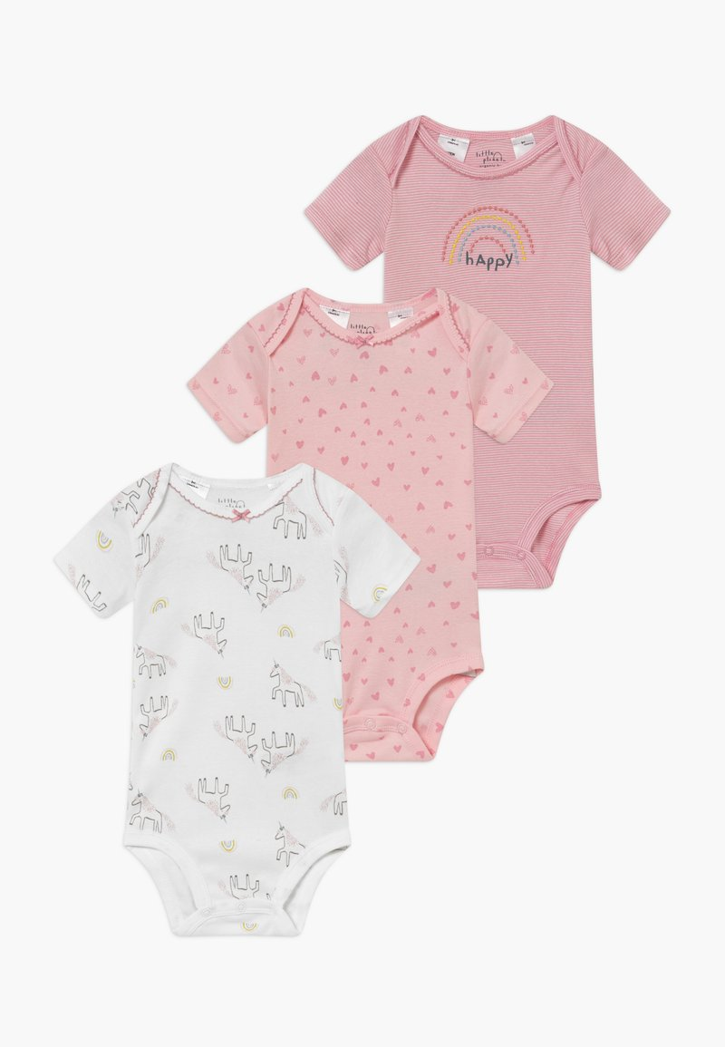 Carter's - GIRL BABY 3 PACK - Body - unicorn