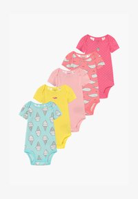 Carter's - ANIMALS 5 PACK - Body - multi-coloured/yellow - 3