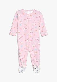Carter's - BABY INTERLOCK UNICORN - Pyžamo - rose - 0