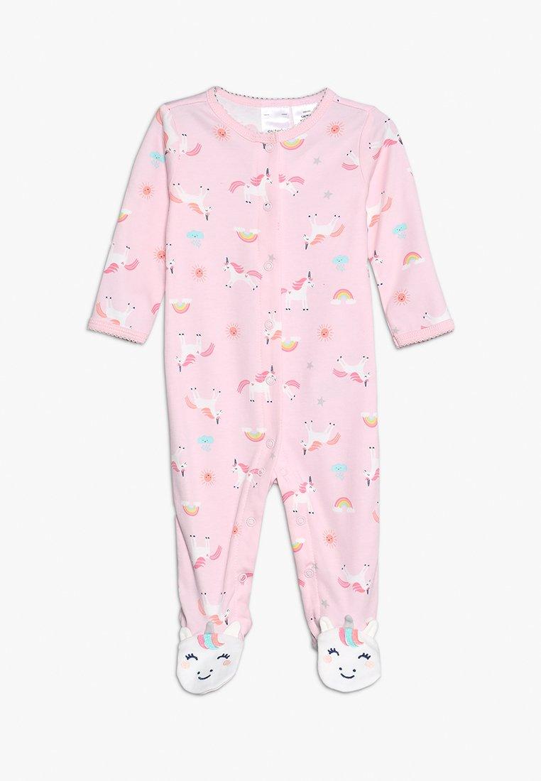 Carter's - BABY INTERLOCK UNICORN - Pyžamo - rose