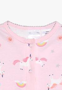 Carter's - BABY INTERLOCK UNICORN - Pyžamo - rose - 2
