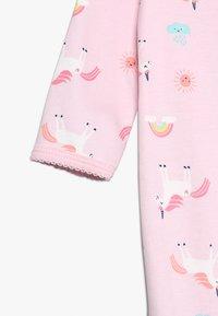 Carter's - BABY INTERLOCK UNICORN - Pyžamo - rose - 3