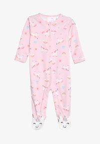 Carter's - BABY INTERLOCK UNICORN - Pyžamo - rose - 4