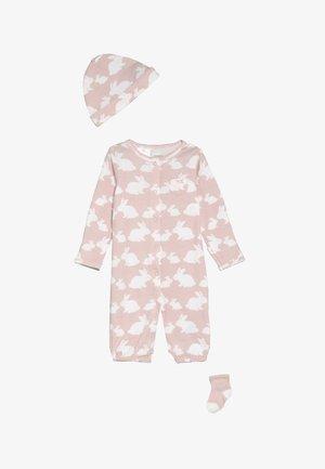 CAG BABY SET - Pyžamová sada - pink