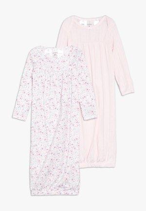 GOWN BABY 2 PACK - Noční košile - pink