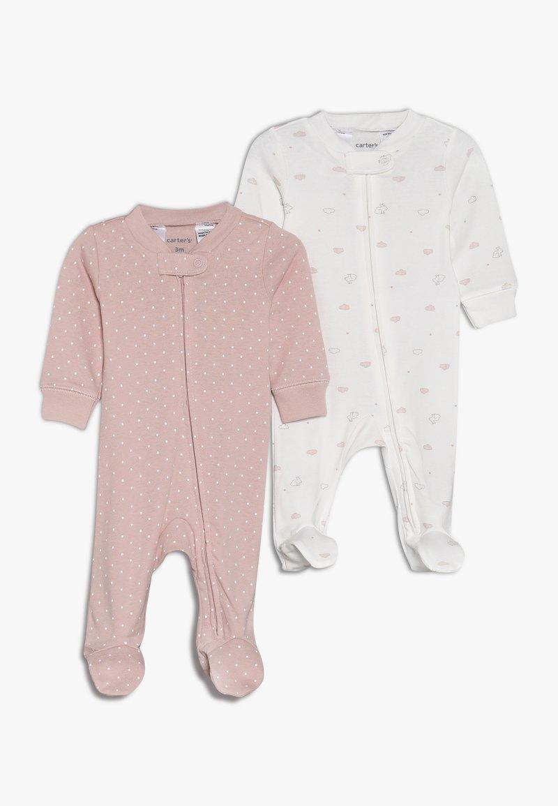 Carter's - BABY 2 PACK - Pyjama - ivory