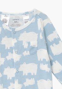 Carter's - BABY SET - Pyžamo - blue - 3