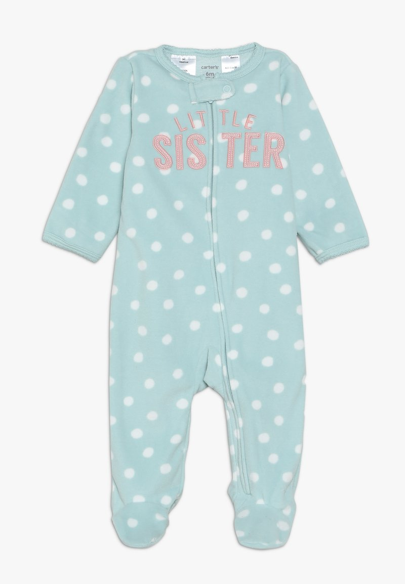Carter's - MICRO BABY - Pyjama - turquoise
