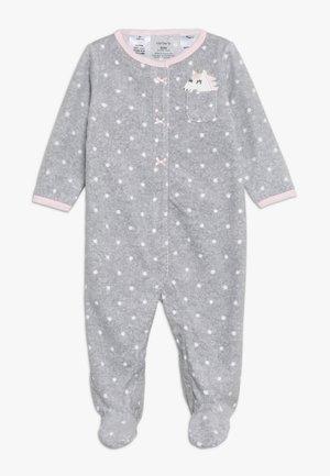 MICRO BABY - Pyjama - gray