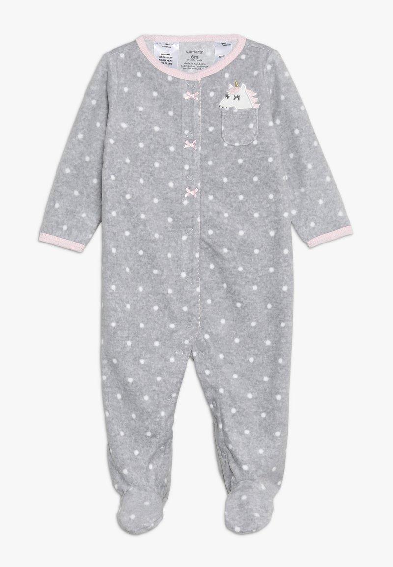 Carter's - MICRO BABY - Pyjama - gray