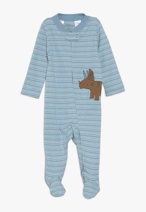 DINO BABY - Pyjama - blue
