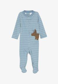 Carter's - DINO BABY - Pyjama - blue - 2