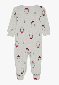 Carter's - PENGUIN BABY - Pyžamo - grey - 1