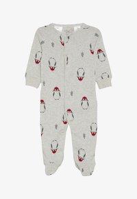 Carter's - PENGUIN BABY - Pyžamo - grey - 2
