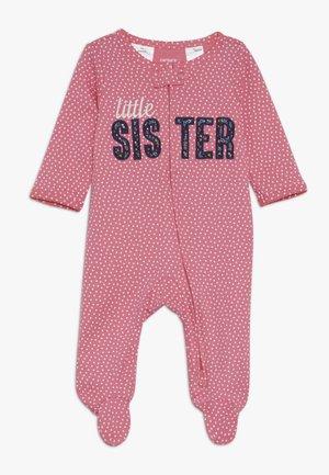 INTERLOCK SISTER BABY - Pyžamo - pink
