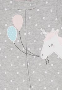 Carter's - INTERLOCK UNICORN BABY - Pyjama - grey - 3