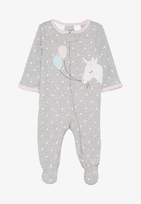 Carter's - INTERLOCK UNICORN BABY - Pyjama - grey - 2