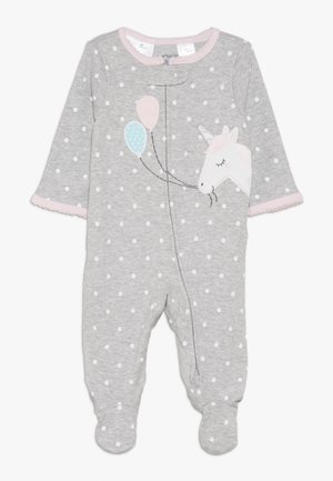 INTERLOCK UNICORN BABY - Pyžamo - grey