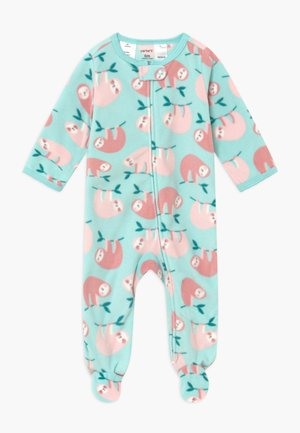 SLOTHS BABY - Pyžamo - turquoise