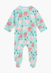 Carter's - SLOTHS BABY - Pyžamo - turquoise - 1