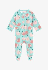 Carter's - SLOTHS BABY - Pyžamo - turquoise - 2