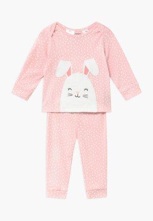 EASTER BUNNY TAIL - Pijama - pink
