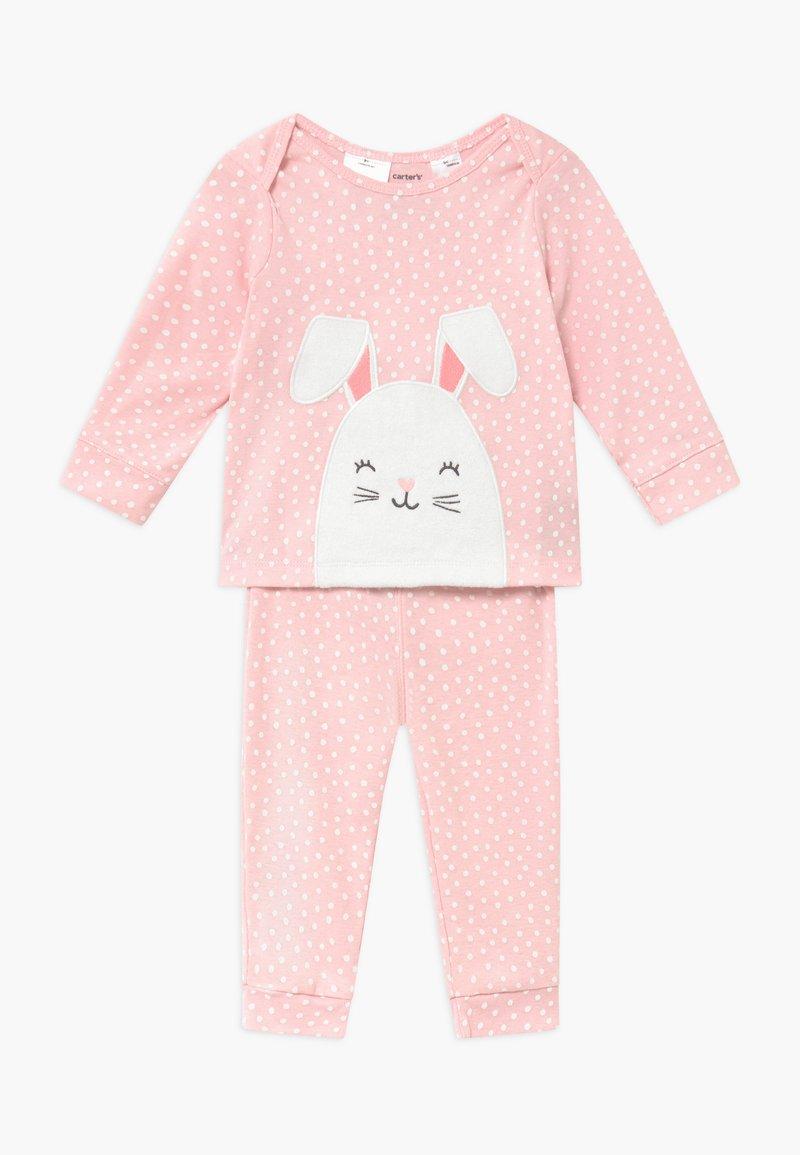 Carter's - EASTER BUNNY TAIL - Pyžamová sada - pink