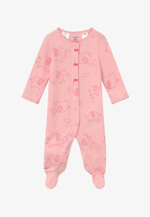 INTERLOCK ELEPHANT - Pyjama - pink