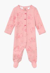 Carter's - INTERLOCK ELEPHANT - Pyjamas - pink - 0